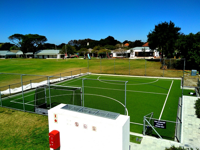 Sports Surfaces Synthetic Grass For Hockey Fields