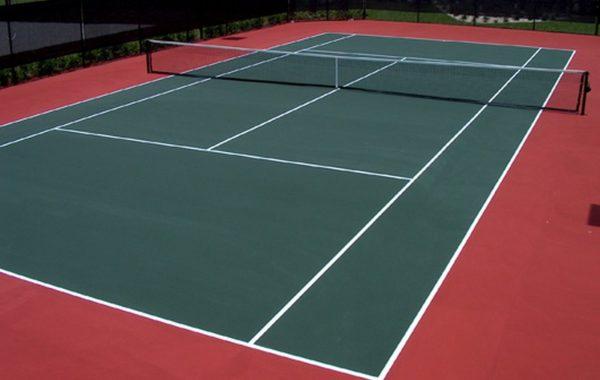 Tennis Court Resurfacing And Tennis Court Construction