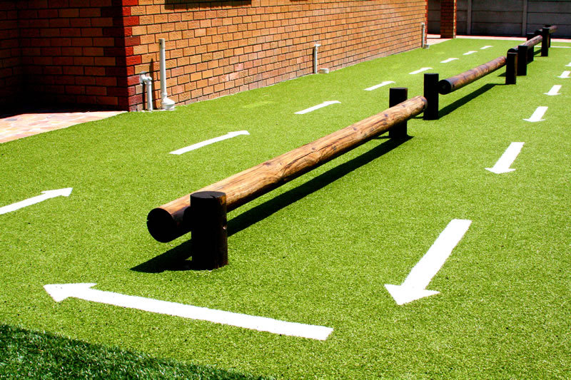 Athletics Track Synthetic Surface Installation Cape Town